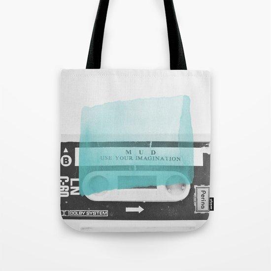 Side B Tote Bag