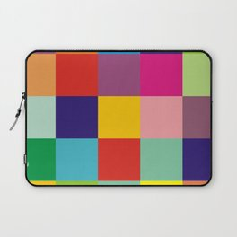 Color block no.1 Laptop Sleeve