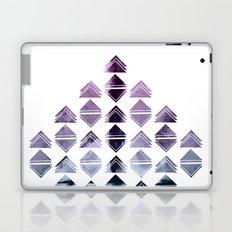 Rhombus triangles Laptop & iPad Skin