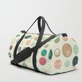 The Button Collection Duffle Bag
