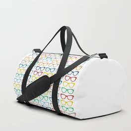 Rainbow Specs Duffle Bag