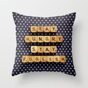 Stay Hungry Stay Foolish by happeemonkee