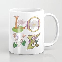 Love letters Coffee Mug