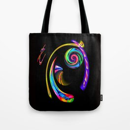 Abstract Perfection 5 Tote Bag