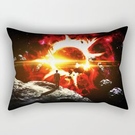 Earth: First Chapter Rectangular Pillow