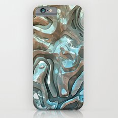 Abstract Metallic Layers  iPhone 6s Slim Case