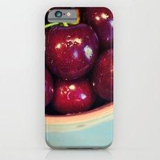 Cherry Blues II iPhone 6s Slim Case