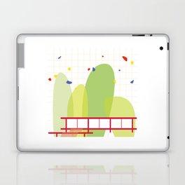 architecture - mies van der rohe Laptop & iPad Skin
