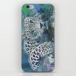 Leopard Abstract iPhone Skin