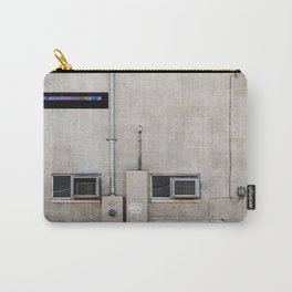 Back Alley Abstract De Sijl Carry-All Pouch