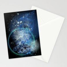 a room with view Stationery Cards