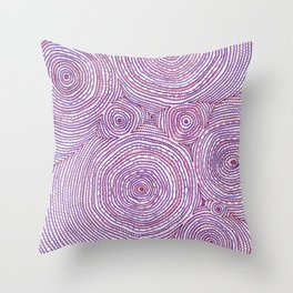 Hypnosis Throw Pillow