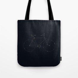 Bike Constellation Tote Bag