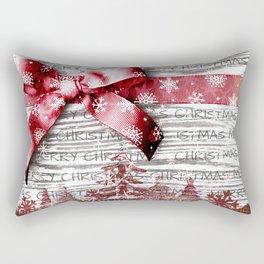 Christmas Time Rectangular Pillow
