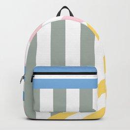 Summer stripes Backpack