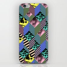 Told you to look away iPhone & iPod Skin