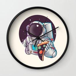 Cosmic Pleasure Wall Clock