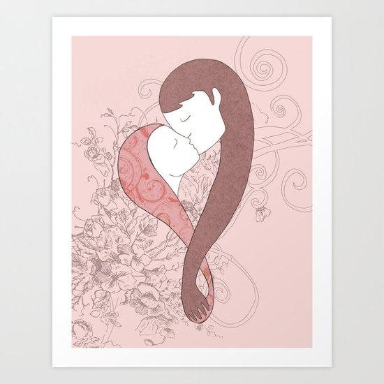 Arousal Art Print