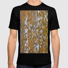 Moss on wood Textures 12 T-shirt