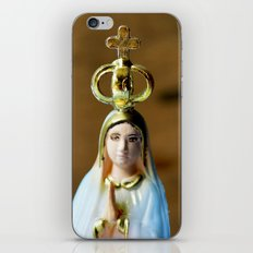Holy Mary iPhone & iPod Skin