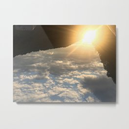 Mountains In The Carolinas Metal Print