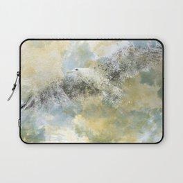 Vanishing Seagull Laptop Sleeve