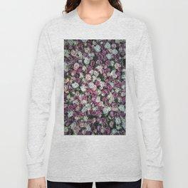 Flower carpet Long Sleeve T-shirt