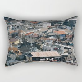 Kamakura, Japan Rectangular Pillow