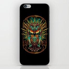 S'Owl Keeper iPhone Skin
