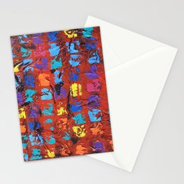 Abstract - The Truth in the Ashes Stationery Cards