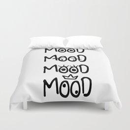 All of my moods Duvet Cover