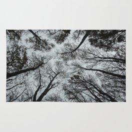 Forest dweller Rug