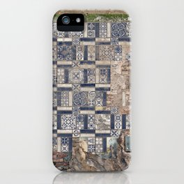 Old Greece House iPhone Case