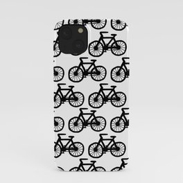 Bicycle Doodle iPhone Case