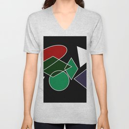 Colour corner Unisex V-Neck
