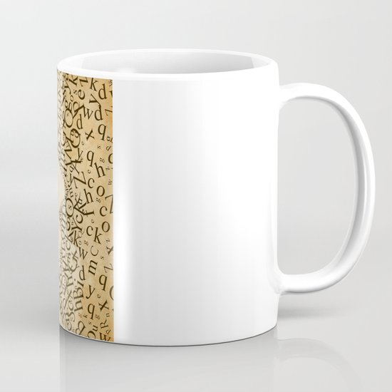obama in the font of times 02 Mug