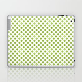 Kiwi Fruit Pattern Green Laptop & iPad Skin