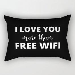 The True Love Rectangular Pillow