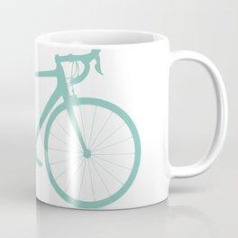 Blue bike Coffee Mug