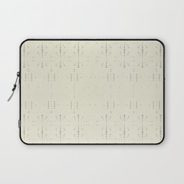 Boho white chocolate Laptop Sleeve
