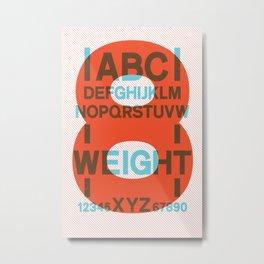Apt 8 Metal Print