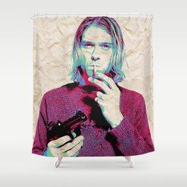 Kurt i Shower Curtain