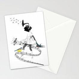 gramophone symphony 2 Stationery Cards
