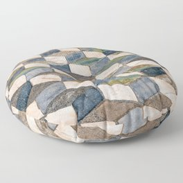 Pompeii Floor Floor Pillow