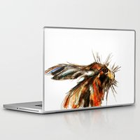 hare Laptop & iPad Skins featuring Hare by a collection. James Peart