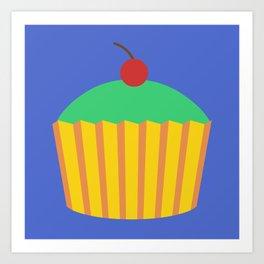 Another Cupcake Art Print