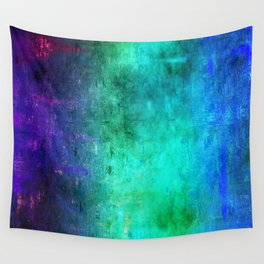 Abstract Coding Wall Tapestry