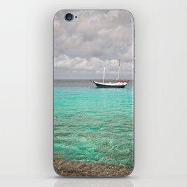 Blue Waters iPhone Skin