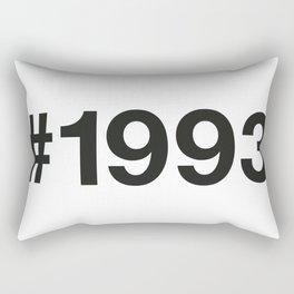 1993 Rectangular Pillow
