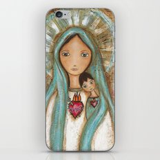 Immaculate Conception with Child iPhone & iPod Skin